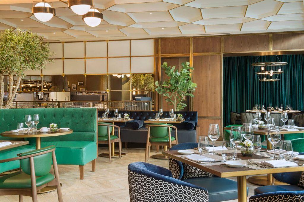 مطعم غالفن دبي