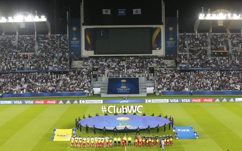 كأس العالم للأندية الإمارات 2018