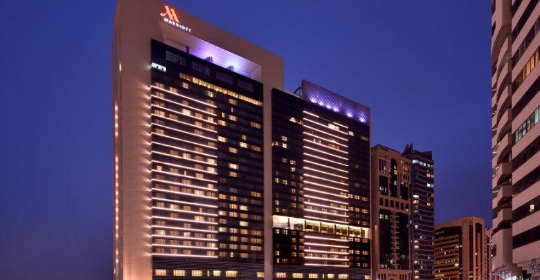 فندق ماريوت داون تاون أبوظبي