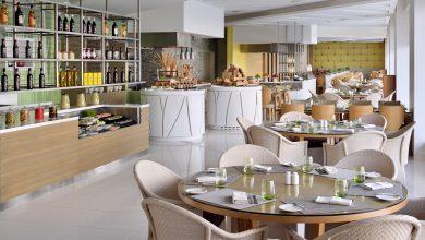 Photo of برنش وباربكيو مطعم كزبرة في فندق ماريوت داون تاون أبوظبي