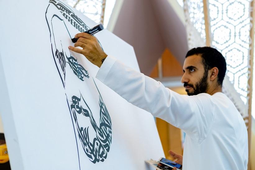 احتفالات عيد الفطر في دبي مول