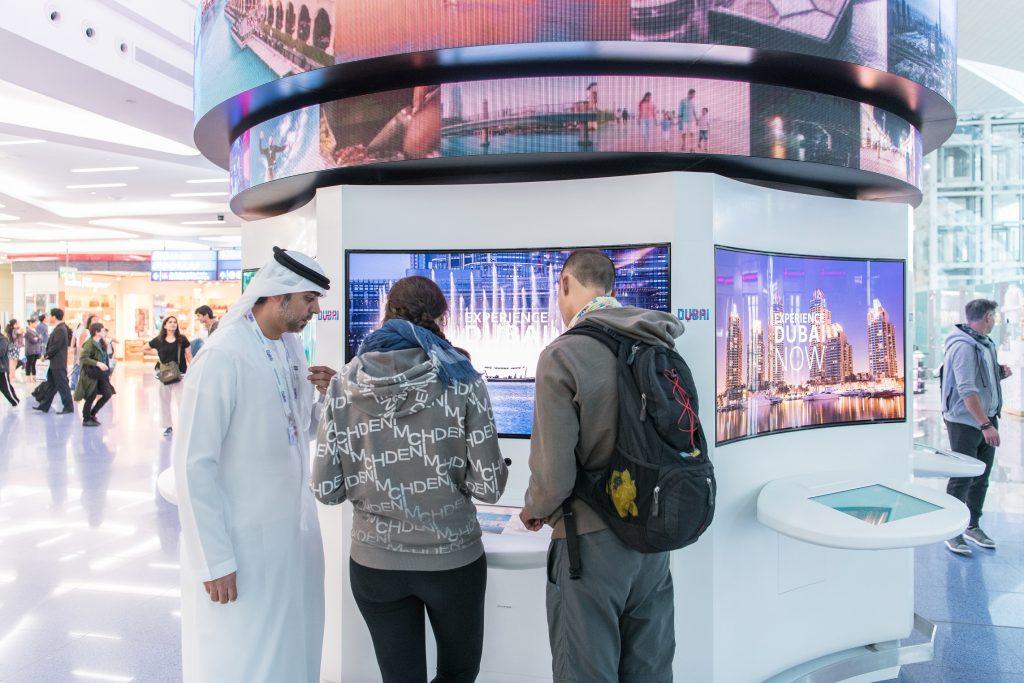 مزايا وخصائص المنصة الرقمية الحديثة تجربتي في دبي
