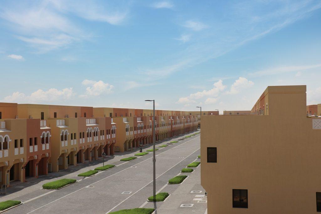 تسليم المنطقة الثامنة من مشروع قرية هيدرا