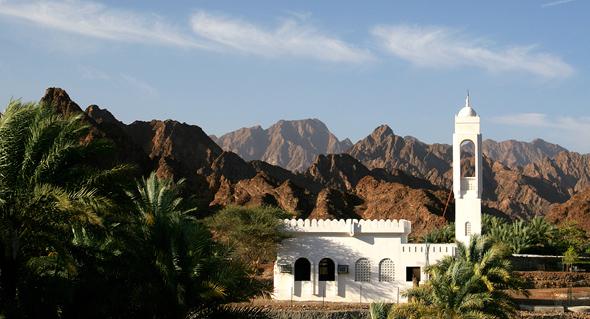 مسجد حتا