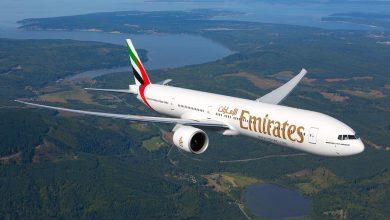 صورة طيران الإمارات توفر رحلات جوية إلى 8 وجهات قبل نهاية الشهر الجاري