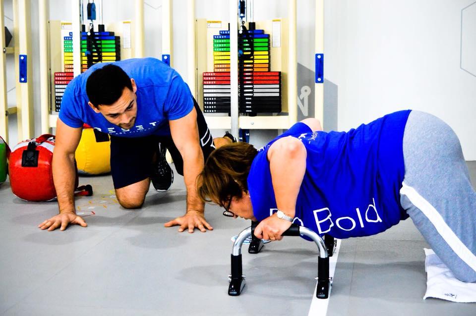 إستوديو Reset Fitness JLT