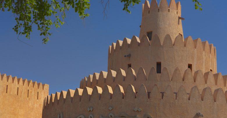 مخيم أجيال زايد في متحف قصر العين