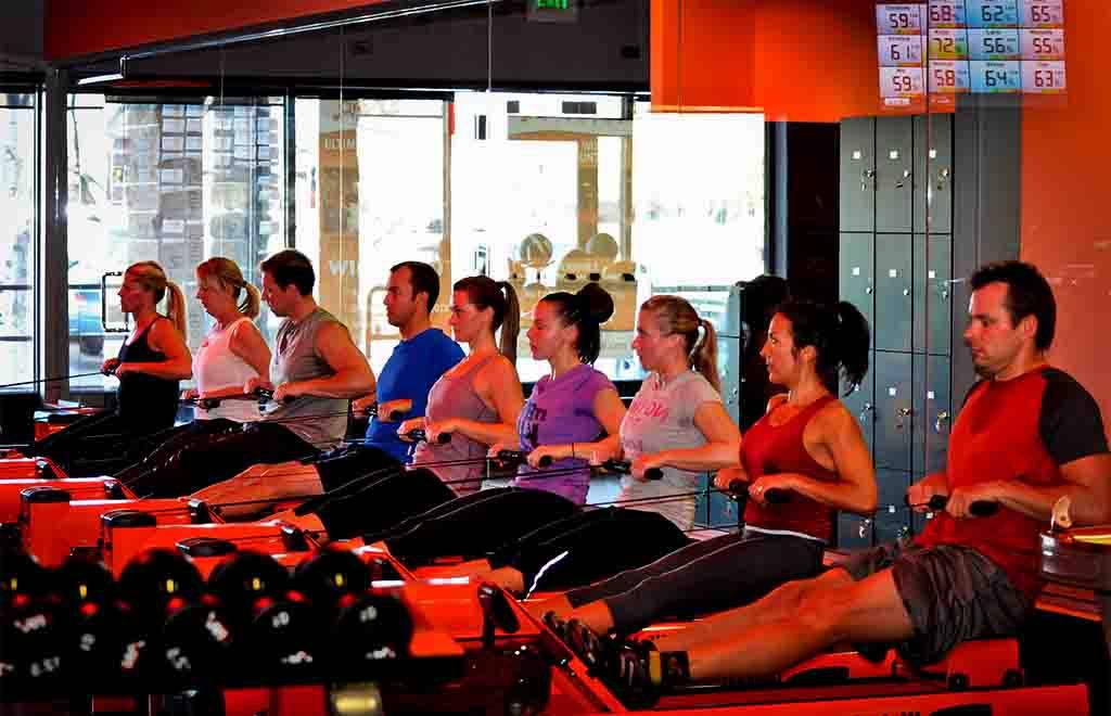 مركز Orangetheory Fitness Dubai