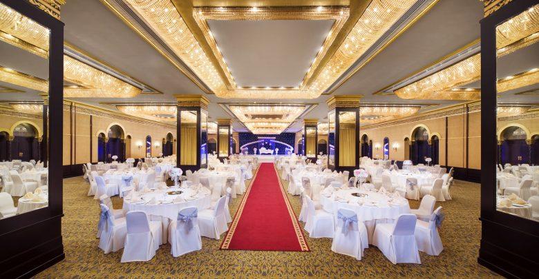 معرض الجوري للأفراح في فندق هيلتون أبوظبي