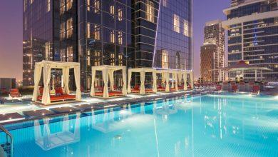 Photo of نظرة على منتجع كانال سنترال بزنس في دبي