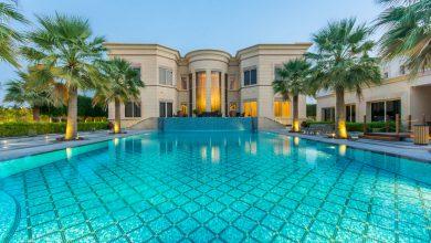 صورة أغلى 4 منازل مطروحة للبيع حالياً في دبي