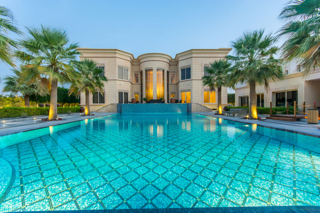 منزل فاخر في تلال الإمارات