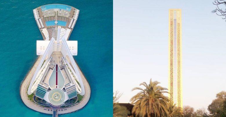 أشهر معالم دبي السياحية من زوايا لم تراها من قبل