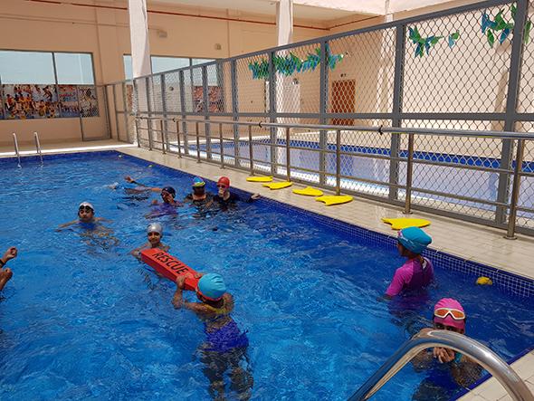 معسكر صيفي للأطفال
