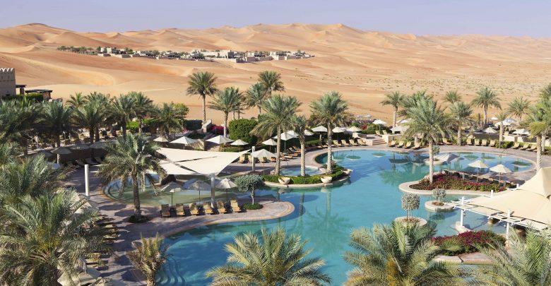 منتجع الصحراء أنانتارا قصر السراب