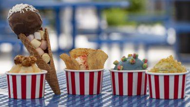 Photo of مثلجات بخمس نكهات جديدة من منتزه لاجونا المائي