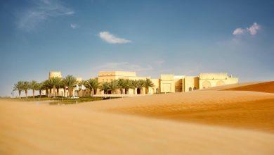 Photo of عيش حياة ألف ليلة وليلة في فندق تلال ليواالصحراوي