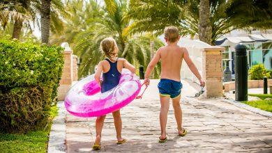 Photo of مخيم الأطفال الصيفي في نادي هيلتونيا الشاطئي