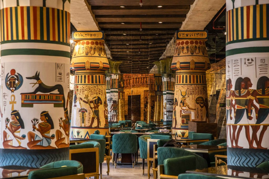 افتتاح مطعم خوفو في وجهة السيف