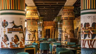 Photo of بوفيه الإفطار وقائمة السحورفي مطعم خوفو دبي لرمضان 2019