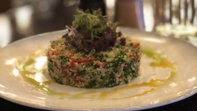 Photo of الأطباق الصحية والنباتية من مطعم تب أوف بتر