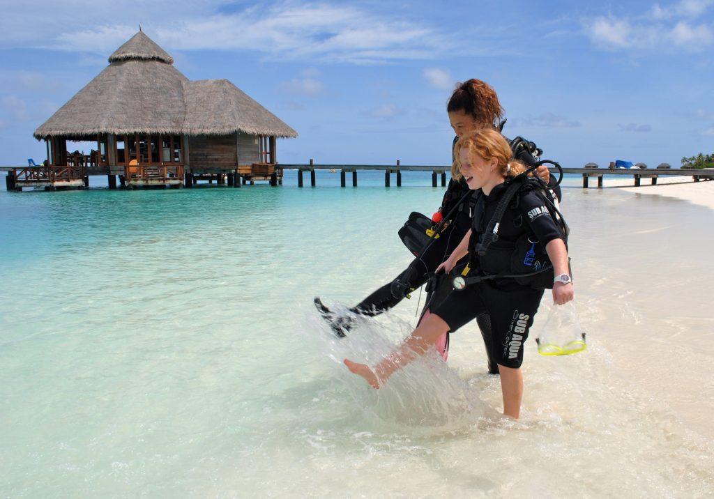 منتجع كونراد المالديف جزيرة رانغالي
