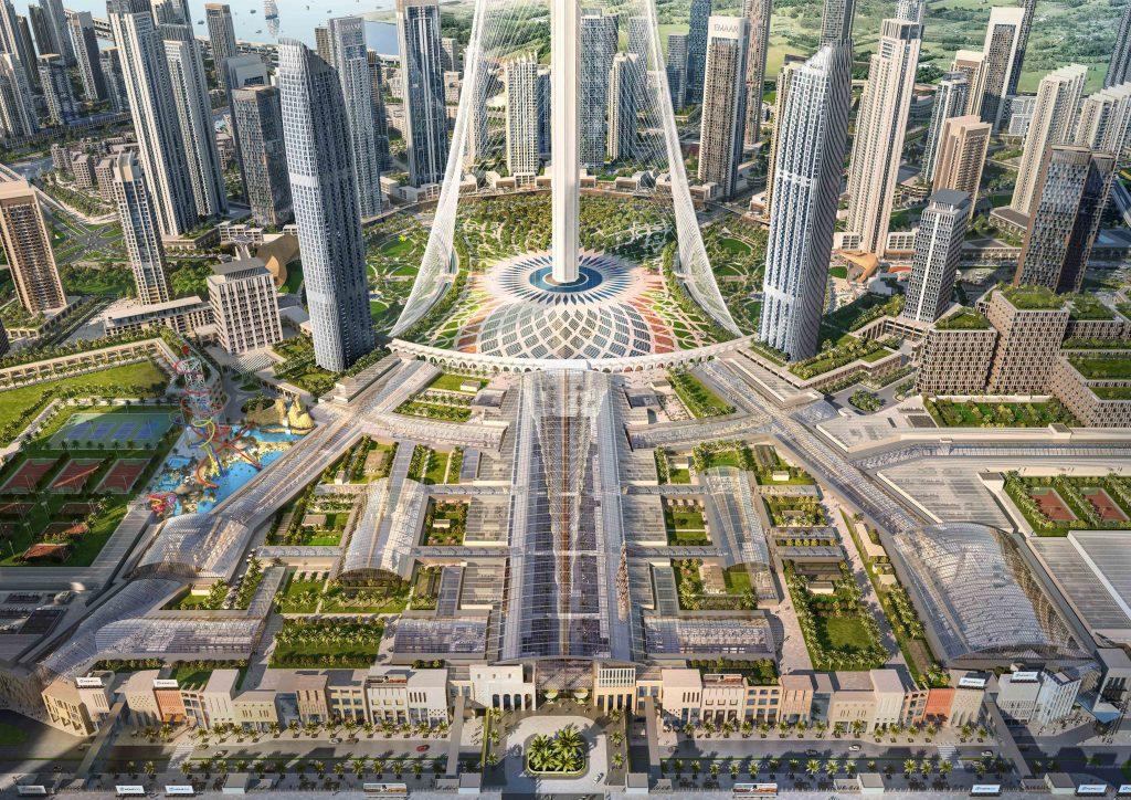 إطلاق دبي سكوير من دبي القابضة وإعمار العقارية
