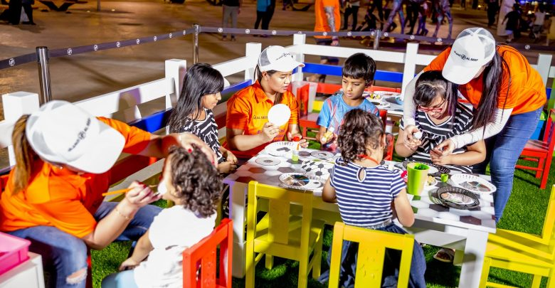 فعاليات وجهة السيف خلال مفاجآت صيف دبي 2018