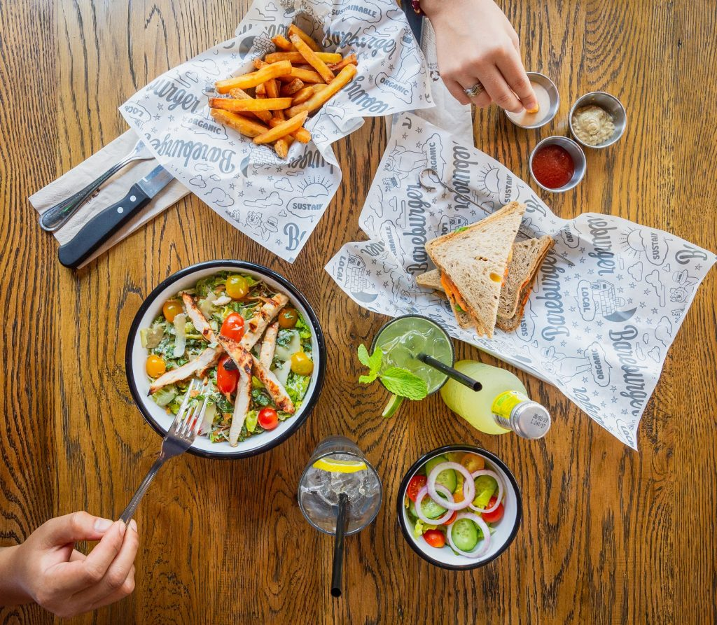 سلسلة مطاعم بير برجر