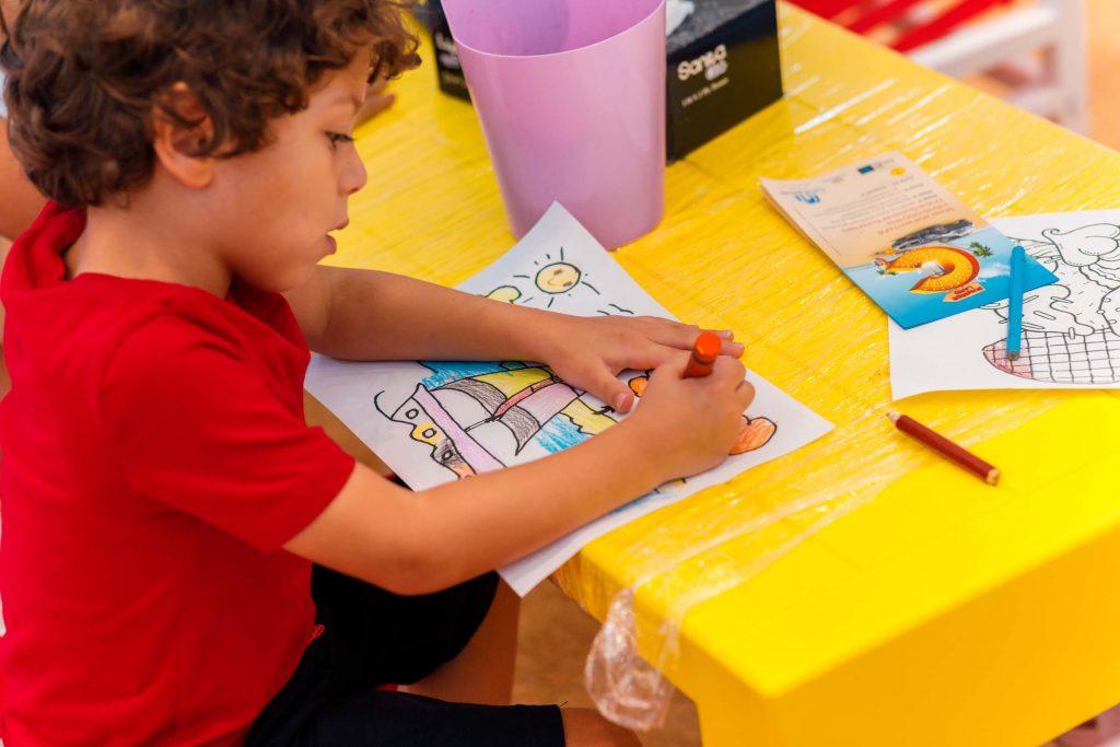 احتفالية سمرلاند الصيفية في سيتي سنتر معيصم