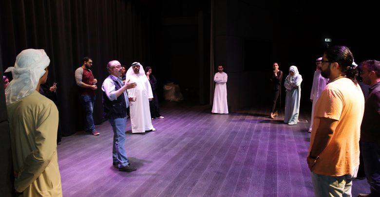 النسخة 12 من مهرجان دبي لمسرح الشباب 2018