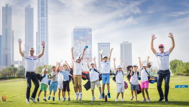 Photo of باقة الصيف من أكاديمية بيتر كوين في نادي الإمارات للجولف
