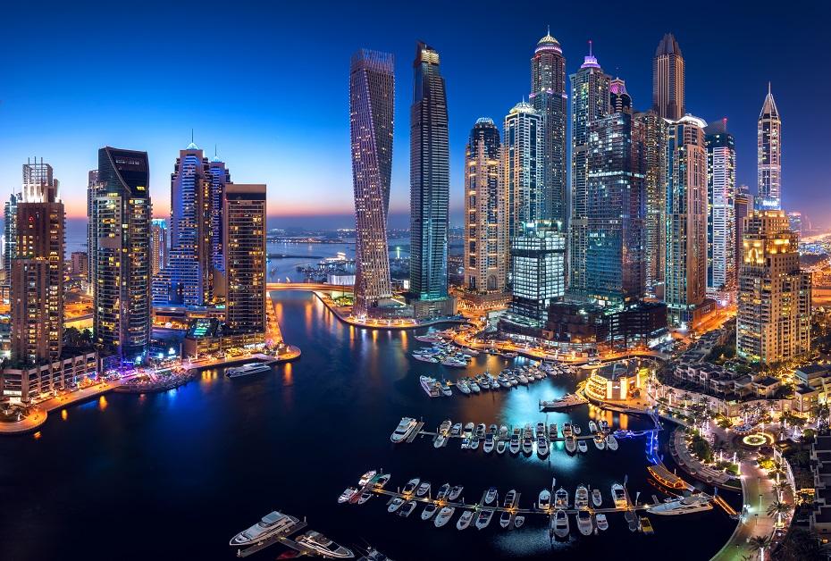 نادي مرسى دبي لليخوت