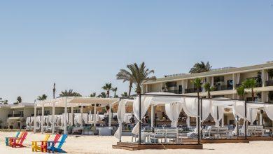 صورة افتتاح فندق العلمين التاريخي في مصر