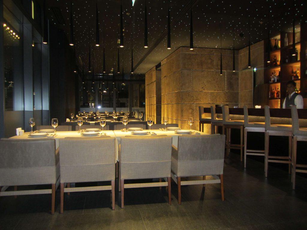 مطعم بابل دبي