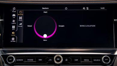 Photo of الواجهة التفاعلية الجديدة في سيارة Continental GT