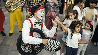 Photo of فعاليات ترفيهية ومسرحية في سيتي ووك خلال مفاجآت صيف دبي
