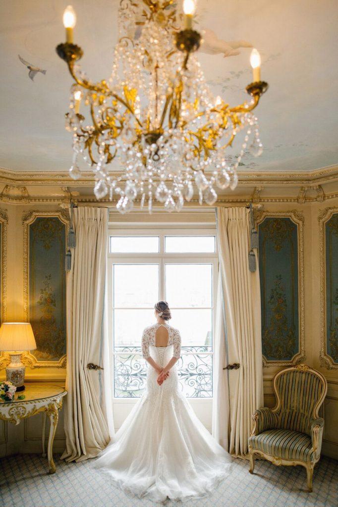 باقات حفلات الزفاف من فندق بوريفاج جنيف