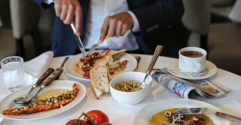 مطعم لا بيتيت ميزون دبي