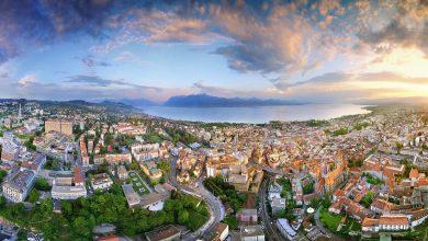 صورة جولات سياحية بالهيلوكوبتر في سماء لوزان
