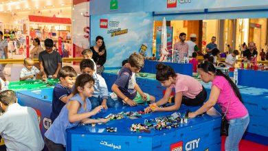 فعاليات مدينة ليجو للمستقبل في دبي مول