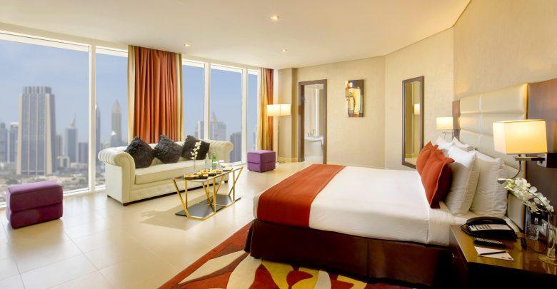 فندق إم هوتيل داون تاون من ميلينيوم