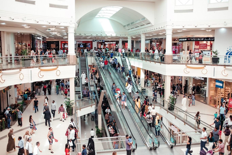 فعالية التسوق مجاناً في سيتي سنتر ديرة