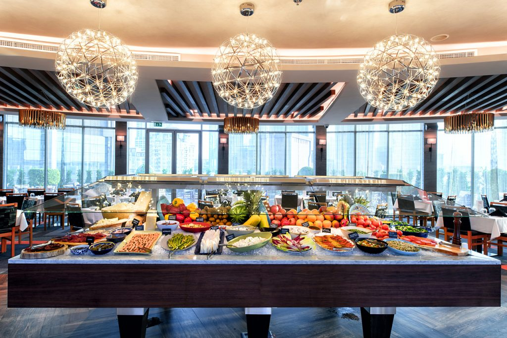 مطعم فوغو دي تشاو في مركز دبي المالي العالمي