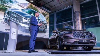 صورة سيارة QX50 الجديدة من إنفينيتي