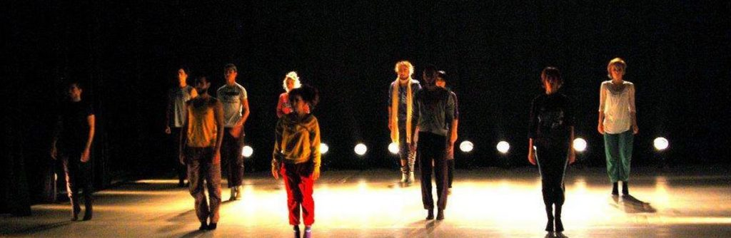 ورشة عمل تفاعلية للرقص في دبي