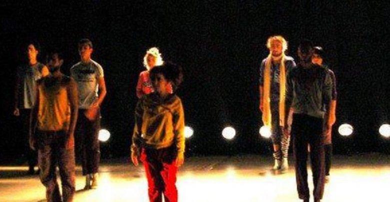 ورشة عمل تفاعلية للرقص من شركة سيما