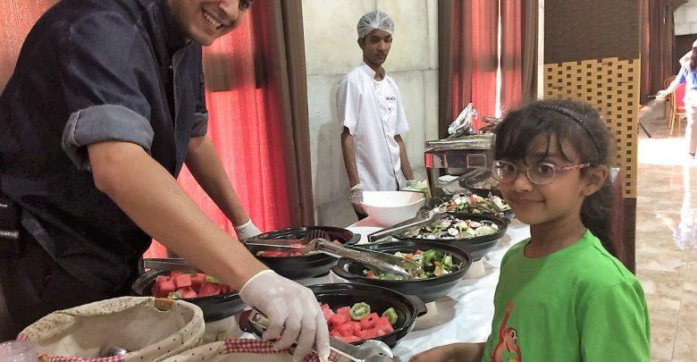 مخيم الأطفال الصيفي من منتجع وحديقة الإمارات للحيوانات