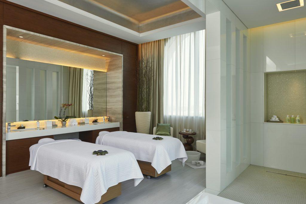 نادي هيفينلي سبا في فندق ويستن دبي