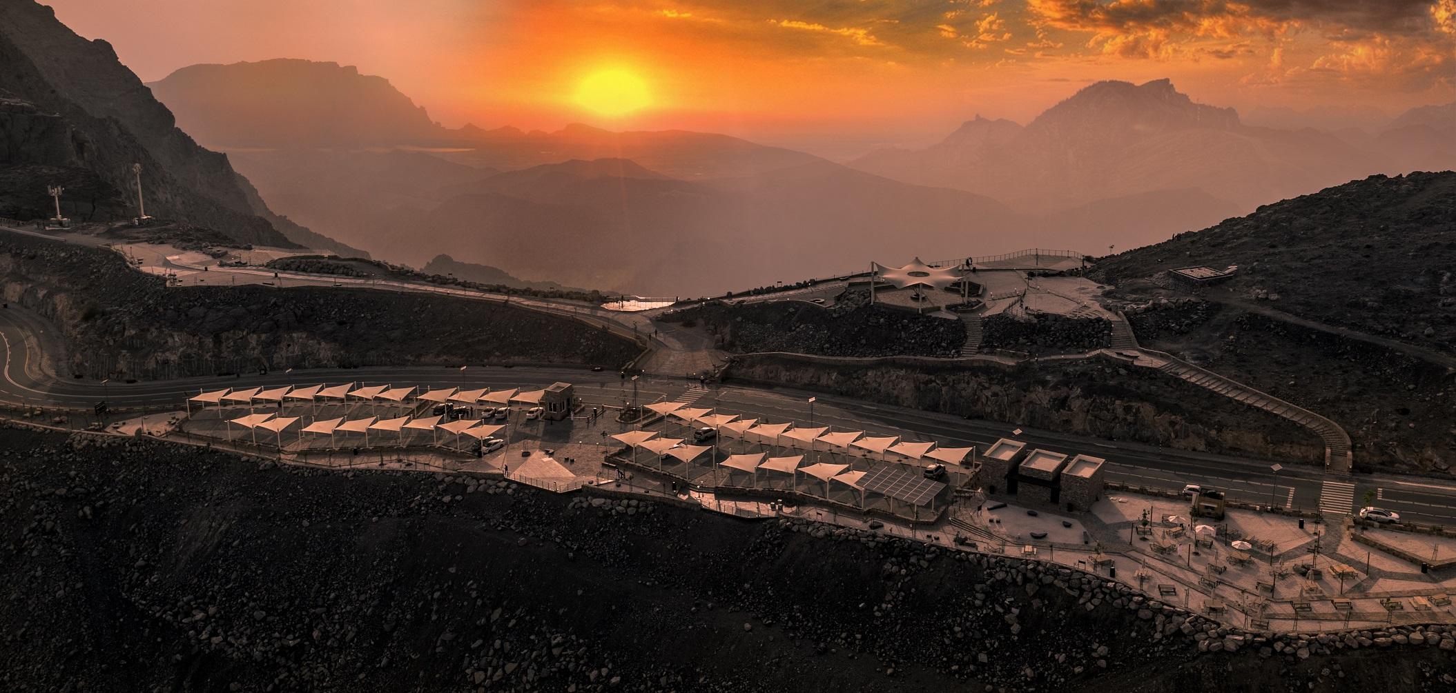 خدمة نقل جديدة للوصول إلى جبل جيس